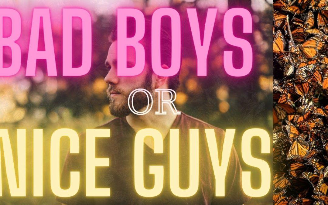 BAD BOYS or nice guys